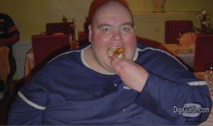 Britains Fattest Man 56
